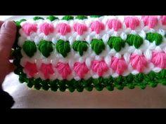 *İLKBAHAR ÖZEL LİF MODELİ ((YAKIN ÇEKİM)) - YouTube Crochet Crocodile Stitch, Crochet Videos, Raspberry, Make It Yourself, Youtube, Crochet Stitches, Towels, Farmhouse Rugs, Simple Eye Makeup