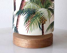 Palmier arbre Tropical lampe rétro Palm par homeworksdesignstore