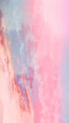 옅은 색감의 감성배경화면 88장 : 네이버 블로그 Cloud Wallpaper, Pink Wallpaper Iphone, Cute Wallpaper For Phone, Iphone Background Wallpaper, Best Iphone Wallpapers, Kawaii Wallpaper, Pretty Wallpapers, Aesthetic Pastel Wallpaper, Colorful Wallpaper
