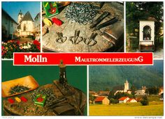 Austria, Molln (post card)