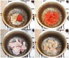 Ostropel cu carne de pui preparare Oatmeal, Breakfast, Food, The Oatmeal, Morning Coffee, Rolled Oats, Essen, Meals, Yemek