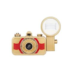 Beluga La Sardina Camera Metal Edition by Lomography on GIFTLAB in For Him