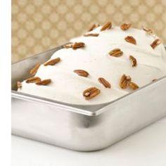 Pecan Pie Gelato // Fuel your passion with more recipes at www.pregelrecipes.com