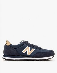 501 in Navy / Collaboration to create a signature color combo, limited edition with New Balance just for our site.
