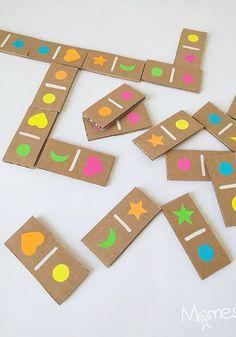 Récup: 10 DIY en carton pour les enfants - Marie Claire