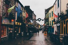 quay street, galway by ohlovelylies on Flickr.