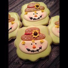 Scarecrow cookie