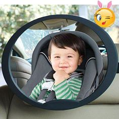 Overstock - Adjustable safety mirror for parental viewing For ages