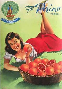 Vintage Food Posters - Postergroup.com