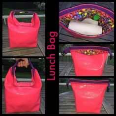Lunch Bag tuto Couture