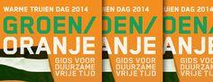 GROEN/ORANJE: Een Nieuwe Gids over Duurzaamheid in Nijmegen #duurzaam #duurzaamheid