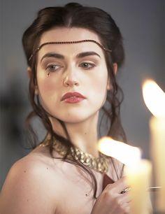 The Lady Morgana Morgana Le Fay, Merlin Morgana, Merlin And Arthur, Merlin Serie, Merlin Cast, Colin Morgan, Gambit Wallpaper, Merlin Fandom, Mary Elizabeth Winstead