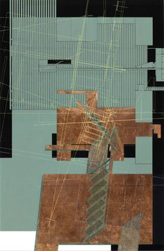 spatula:  (via Paddle8: 6th Street Fragment: Large Heavy Metal - Thom Mayne with Morphosis Architects)