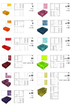Interesting Find A Career In Architecture Ideas. Admirable Find A Career In Architecture Ideas. Typology Architecture, Social Housing Architecture, Architecture Concept Diagram, Co Housing, Modular Housing, Architecture Presentation Board, Architecture Portfolio, Sustainable Architecture, Architecture Plan
