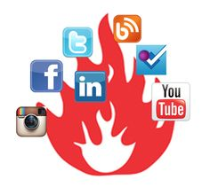 Fuel your Fire with Social Media #deksia #socialmedia www.deksia.com
