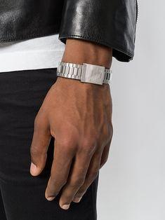 Helmut Lang Oliver link bracelet