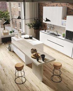 Interior Design & Architecture Modern Kitchen