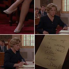 Kathleen Turner (as Beverly Sutphin) from John Waters' Serial Mom, 1994