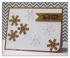... {Sylvias Stamping Place} ...: You're Brrr-fect