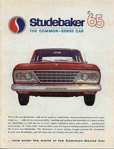1965 Studebaker Ad