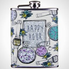 15 Festive Flasks to Quench Your Thirst via Brit + Co.