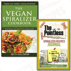Bookbundles is one of the #Best_bookseller in UK. Buy #Beth Solomon The Vegan Spiralizer Cookbook & The Not so Pointless Spiralizer Recipes Journal 2 Books Set. #Book_Collection #Beth_Solomon #Cookbook #Pointless_Books #Wholesale_Books