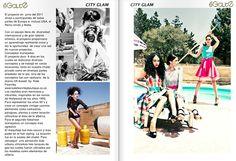 June event in Mexican Egalite magazine