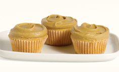 Bake Sale Caramel Cupcakes