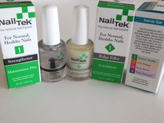 #diynails #naturalnails #greatnails101 #nailtek Natural Nail Care products that strengthen the nails so that you can get length to the nails. These products also help restore the natural color of the nails.