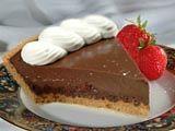 Chocolate-Peanut Butter Mud Pie