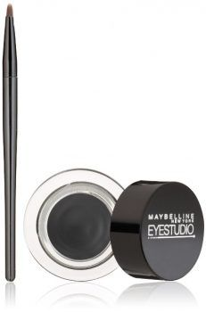 Maybelline New York Eye Studio Lasting Drama Gel Eyeliner Eggplant 956 Ounce -- You can find more details by visiting the image link. (This is an affiliate link) Oil Free Eyeliner, Best Gel Eyeliner, Soak Off Gel Nails, Waterproof Eyeliner, Perfect Skin, Shopping Hacks, Cool Eyes, Smudging, Maybelline
