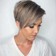 Pixie haircut a toujours l'air d'être l'idée de coupe de cheveux la plus audacieuse et audacieuse pour les femmes. Mais il ne devrait pas être trop court. De nos jours, il ya plusieurs coupes de cheveux pixie de super courts à pixie-bobs que vous pouvez choisir avec un nouveau look. L'été est le meilleur moment …