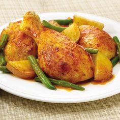 Bag 'n Season® Chicken with Chicken, Chicken Parts, Potatoes, Green Beans, Onions, Carrots. Turkey Recipes, Pork Recipes, Chicken Recipes, Dinner Recipes, Cooking Recipes, Healthy Recipes, Dinner Ideas, Yummy Recipes, Turkey Dishes