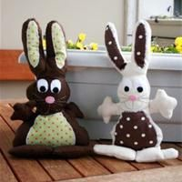 Doudou lapin  Patron couture gratuit - Loisirs créatifs