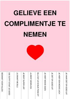 GELIEVE EEN COMPLIMENTJE TE NEMEN - flyer template Strong Short Quotes, Work Related Quotes, Compliment Quotes, Wallpaper Qoutes, Unicorn Quotes, Leader In Me, Teamwork Quotes, Message In A Bottle, Happy Quotes