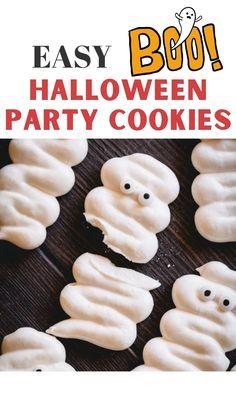 Halloween Cookies, Easy Halloween, Halloween Treats, Keto Cookies, Yummy Cookies, Halloween Celebration, How To Make Bread, Cookie Recipes, Meal Planning