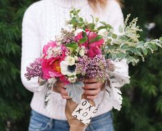 One Bouquet, Three Ways: Gorgeous Bouquets For Each of Your Valentines Wellness Mama, Live In Style, Breakfast In Bed, Third Way, Party Planning, Floral Wedding, Flower Power, Getting Married, Planting Flowers