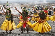 Kahiko at Mauna Loa