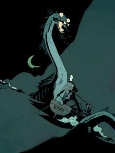 Illustrations | The Art of Mike Mignola