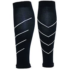 3b2d6841347 Red Lion Ultra Compression Leg Sleeves Black White Small Medium     More  info could