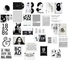 I just couldn't keep this design discovery to myself! Shiro to Kuro is a website full of beautiful design in, you guessed it, only black and white. Shiro, Logo Branding, Monochrome, Photo Wall, Logo Design, Typography, Black And White, Layouts, Calligraphy