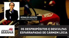 Os despropósitos e desculpas esfarrapadas de Cármem Lúcia | Reinaldo Aze...