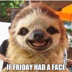 Lol :D!! Happy Friday