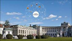 Prezi-Next-Beispiel-Unternehmenspraesentation-Hofburg-Wien-Uebersicht Louvre, Building, Travel, Things To Do, Viajes, Buildings, Destinations, Traveling, Trips