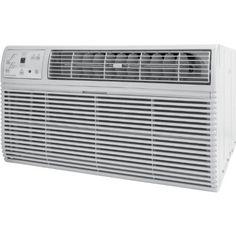 Frigidaire 12,000 BTU 230V Through-the-Wall Air Conditioner w/ 10,600 BTU Supplemental Heat Capability, FFTH1222Q2