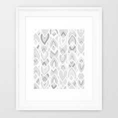 Buy LEAVES Framed Art Print by Sorbetedelimon. Worldwide shipping available at Society6.com. Just one of millions of high quality products available.