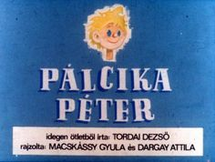 Pálcika Péter Books, Libros, Book, Book Illustrations, Libri