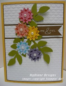 A Boho Greeting by Diane Malcor - Cards and Paper Crafts at Splitcoaststampers
