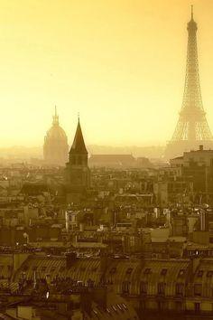 Paris, check!