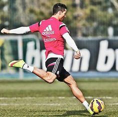 Criatiano Ronaldo #Traininq